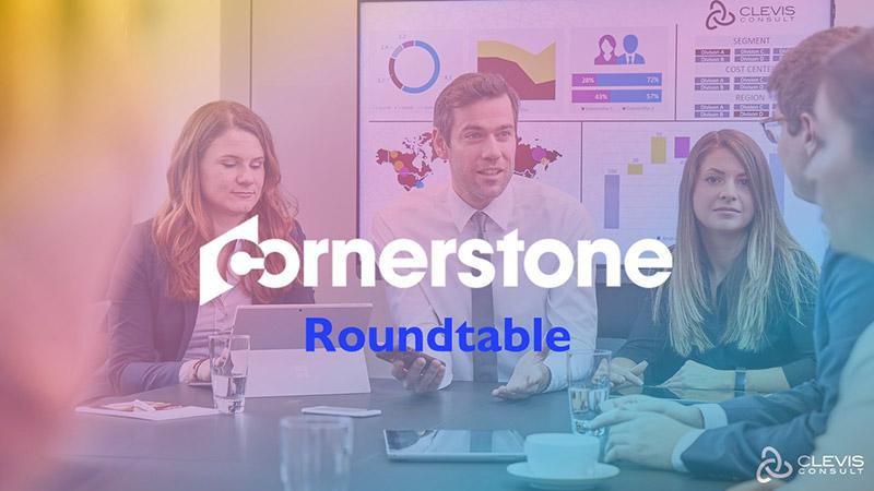 Cornerstone onDemand Roundtable